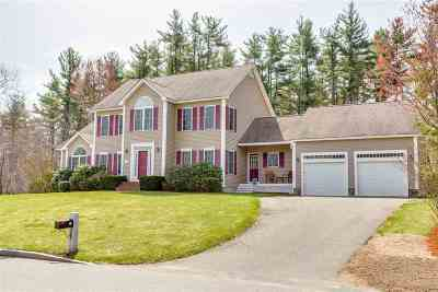 Derry Single Family Home Active Under Contract: 17 Eastgate Road