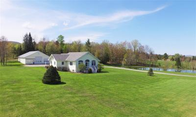 Orleans County Single Family Home For Sale: 2802 Vt Rte 101 Route