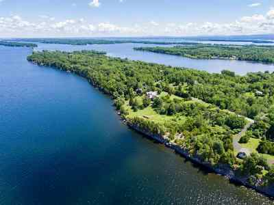 North Hero Single Family Home For Sale: 1396 Pelots Point Road #All acre