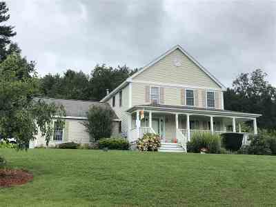Milford Single Family Home For Sale: 45 Baldwin Road