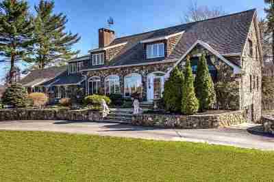 Hampton Falls Single Family Home For Sale: 51 Depot Road