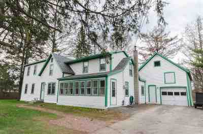 Essex Single Family Home Active Under Contract: 204 Sand Hill Road