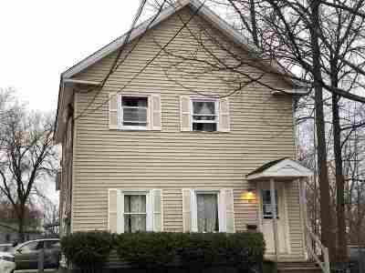 St. Albans City Multi Family Home For Sale: 46 Diamond Street
