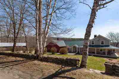 Norwich Single Family Home Active Under Contract: 216 Norford Lake Road