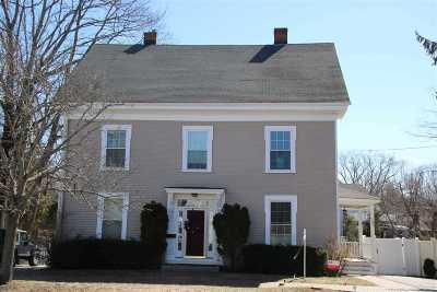 Portsmouth Single Family Home Active Under Contract: 733 Middle Street #2