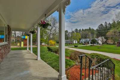 Nashua Single Family Home For Sale: 4 Farmington Road