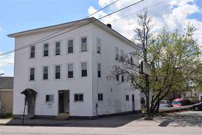 Manchester Commercial For Sale: 510 Maple Street #1-4