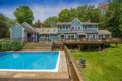 Whiting Single Family Home For Sale: 678 Stone House Road