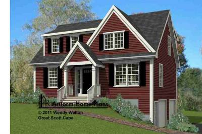 Barrington Single Family Home Active Under Contract: Lot 34 Breezy Way