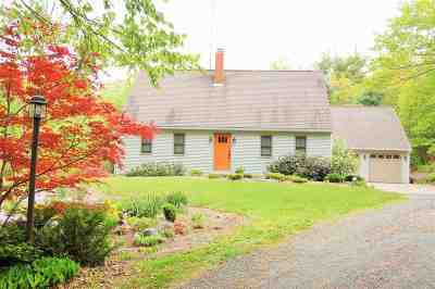 Henniker Single Family Home For Sale: 371 Baker Road