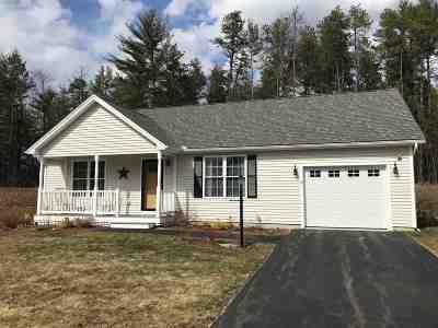 Loudon Single Family Home For Sale: 5 Azalea Court