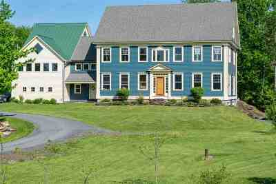Stowe, Chelsea, Randolph, Barre City, Barre Town, Berlin, Cabot, Calais, Duxbury, East Montpelier, Fayston, Marshfield, Middlesex, Montpelier, Moretown, Northfield, Plainfield, Roxbury, Waitsfield, Warren, Waterbury, Woodbury, Worcester Single Family Home For Sale: 2501 Vt Rte 14n Route