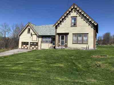 Essex County Single Family Home For Sale: 74 West Main Street