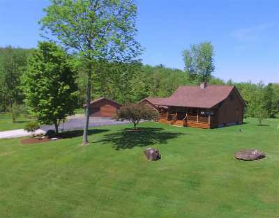 Richford Single Family Home For Sale: 86 Nickson Road