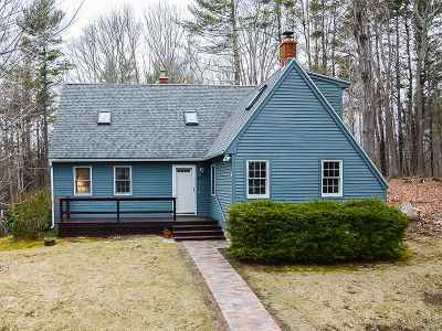 York Single Family Home For Sale: 83 Woodside Meadow Road