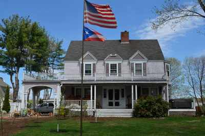 Laconia Single Family Home For Sale: 1487 Old North Main Street