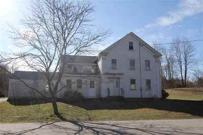 Stratham Single Family Home For Sale: 104 Union Road