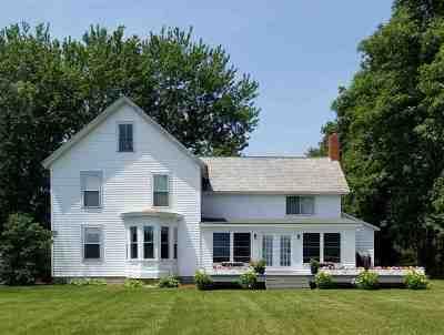Single Family Home For Sale: 316 Farm House Lane