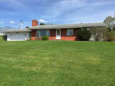 Single Family Home For Sale: 19 Smiths Rd. Road