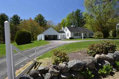 Laconia Single Family Home For Sale: 1382 Old North Main Street