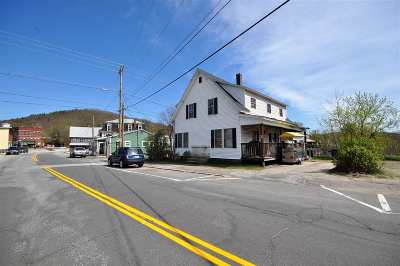 Bristol Multi Family Home For Sale: 45 S Main Street