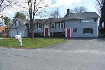 Hanover Single Family Home For Sale: 14 Curtis Road