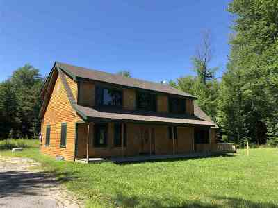 Belknap County, Carroll County, Cheshire County, Coos County, Grafton County, Hillsborough County, Merrimack County, Rockingham County, Strafford County, Sullivan County Single Family Home For Sale: 730 Greenfield Road