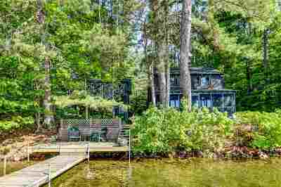 Holderness Single Family Home For Sale: 74 Mountain Ivy Lane