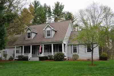 Amherst Single Family Home For Sale: 11 Taconic Drive