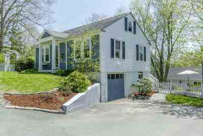 Dover Single Family Home Active Under Contract: 5 Fairview Avenue