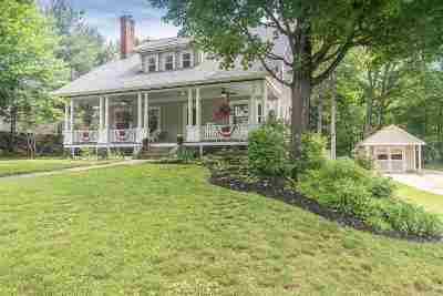 Goffstown Single Family Home For Sale: 44 High Street