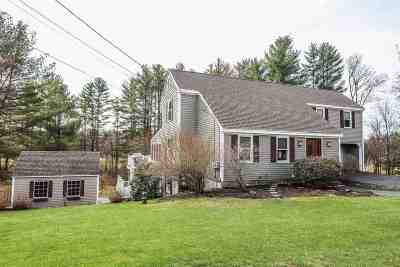 Bedford Single Family Home Active Under Contract: 18 McQuade Brook Road