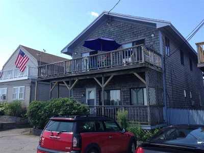 Single Family Home For Sale: 601 Ocean Boulevard