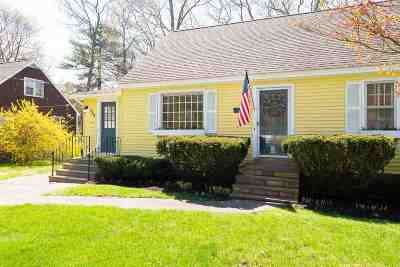 Single Family Home Active Under Contract: 323 High Street