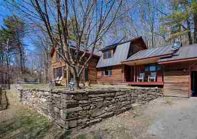 Single Family Home For Sale: 1693 Five Corners Road