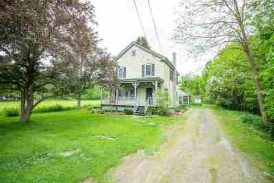 Haverhill Single Family Home For Sale: 194 Dartmouth College Highway