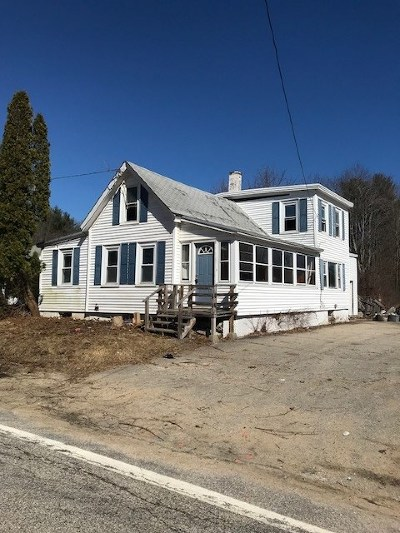 Dover Single Family Home For Sale: 20 Whittier Street