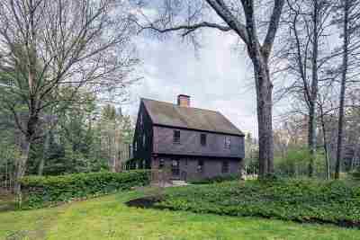 Hopkinton Single Family Home For Sale: 23 Stonybrook Lane