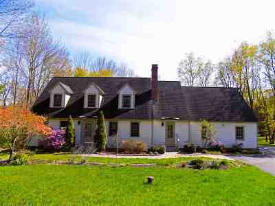 Single Family Home Active Under Contract: 282 Exeter Road