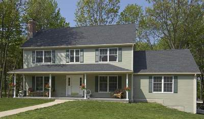 Morristown Single Family Home For Sale: Lot G Ward Pond Road