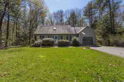 Stratham Single Family Home Active Under Contract: 59 River Road