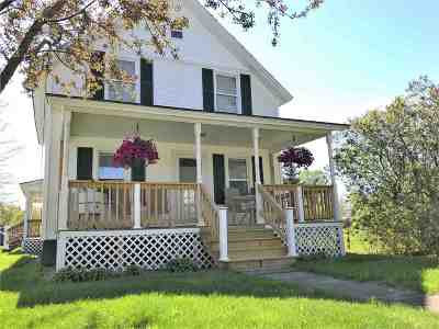 Swanton Single Family Home Active Under Contract: 68 Liberty Street