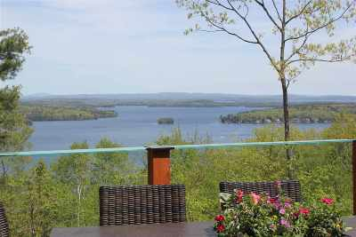 Laconia Single Family Home For Sale: 81 Lighthouse Cliffs
