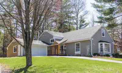 Addison County, Chittenden County Single Family Home For Sale: 150 South Cove Road