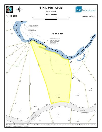 Carroll County Residential Lots & Land For Sale: 5 Mile High Circle