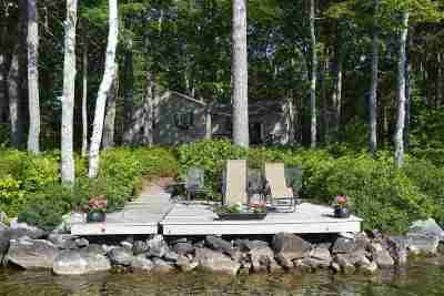 Alton Single Family Home For Sale: 6 Big Barndoor Island