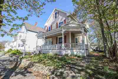 Nashua Multi Family Home Active Under Contract: 38 Williams Street