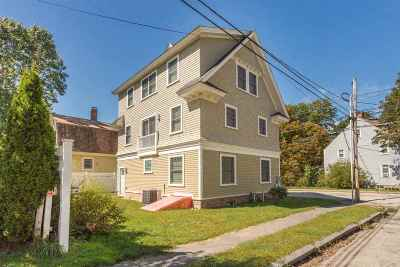 Condo/Townhouse For Sale: 860 State Street