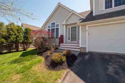 Dover Single Family Home For Sale: 43 Augusta Way