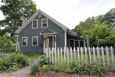Lisbon Single Family Home For Sale: 133 School Street